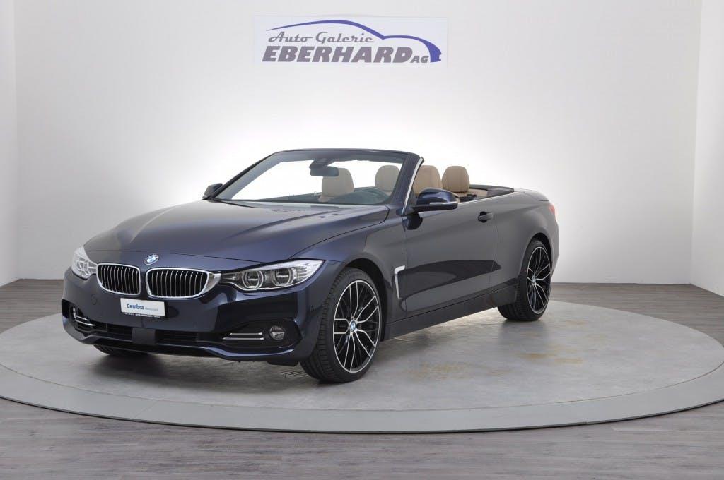 cabriolet BMW 4er 435d Cabriolet xDrive Luxury Line Steptronic