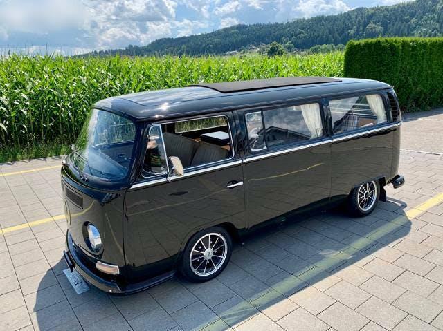 bus VW Typ 2 Bus T2a Kombi Bulli Camper