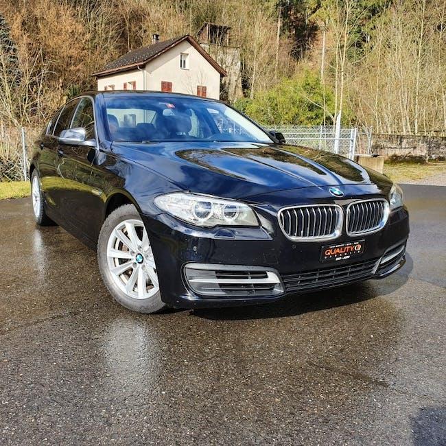 saloon BMW 5er 530d xDrive Steptronic 258 PS