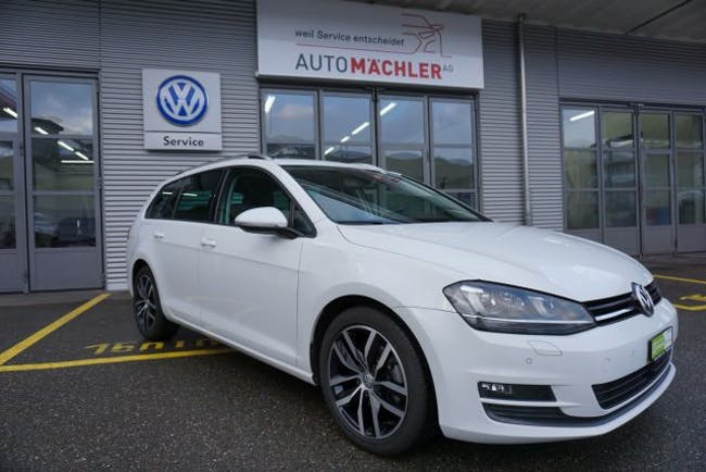 estate VW Golf VII Variant 1.4 TSI 140 Comfortline