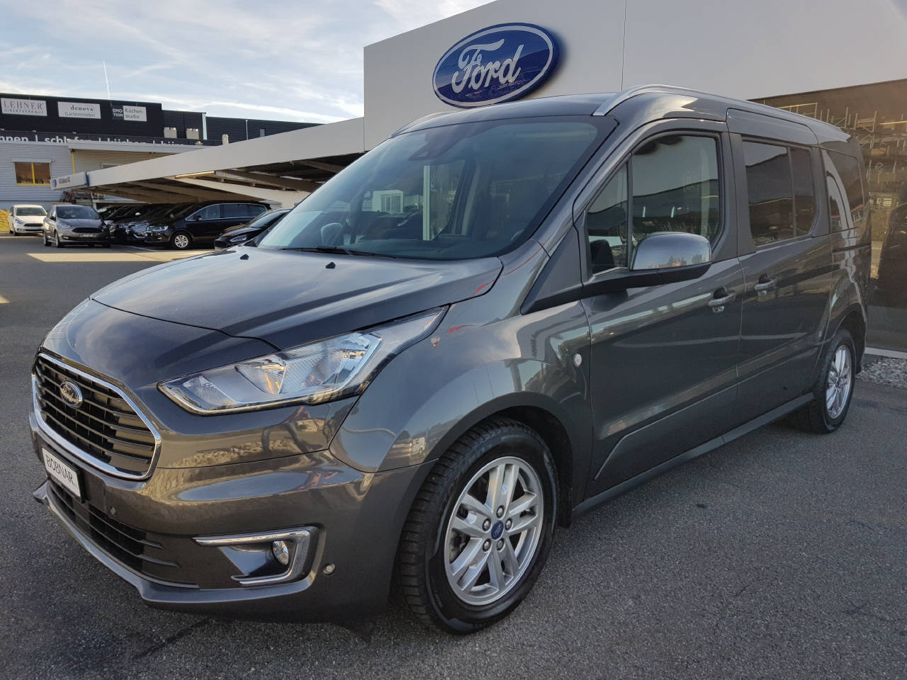 bus Ford Connect Tourneo Grand Connect 1.5 EcoBlue 120 Ti