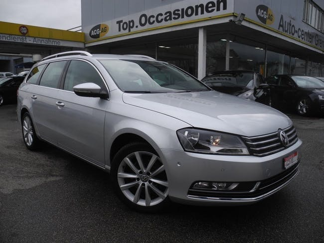 estate VW Passat Variant 2.0 TDI BMT Highline DSG