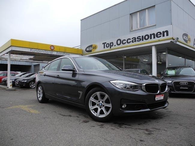 saloon BMW 3er 318d GT Steptronic