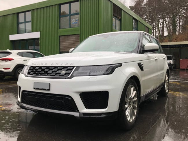 suv Land Rover Range Rover Sport RR Sport 2.0 Si4 PHEV HSE