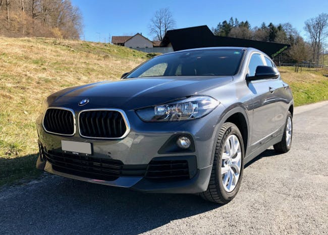suv BMW X2 sDrive 18i