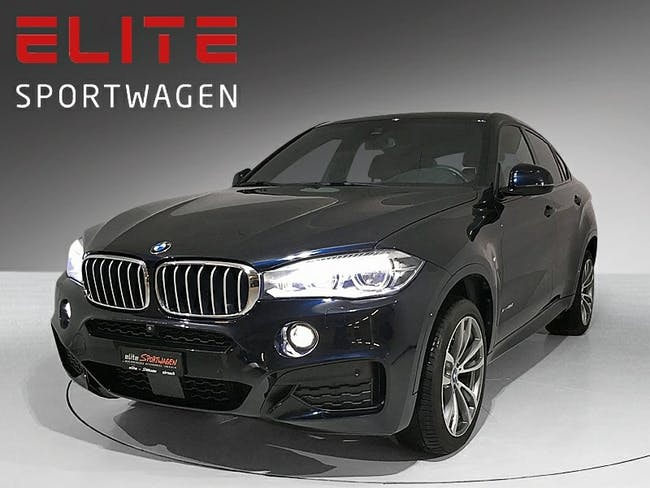 suv BMW X6 xDrive 40d PureMSport+