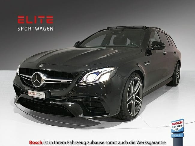 estate Mercedes-Benz E-Klasse E 63 AMG S 4 Matic KOMBI - Voll - Distronic
