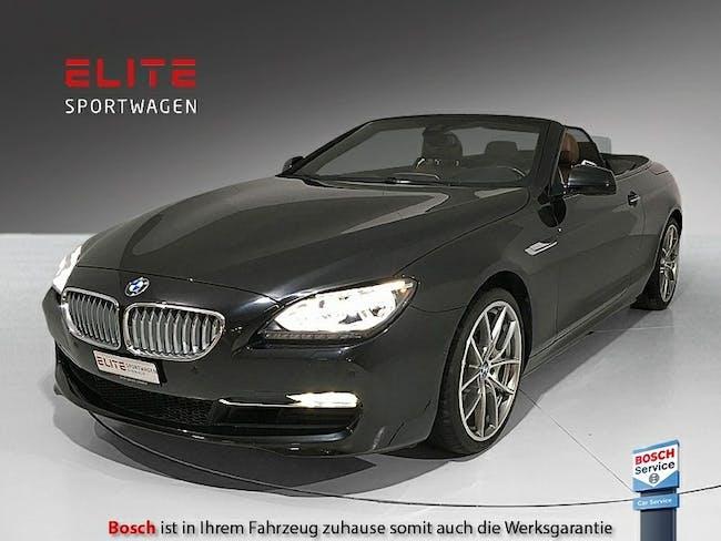cabriolet BMW 6er 650 i xDrive CABRIO - Swiss