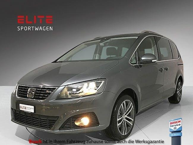van SEAT Alhambra 2.0TDI SW.FR 4x4 - DCC