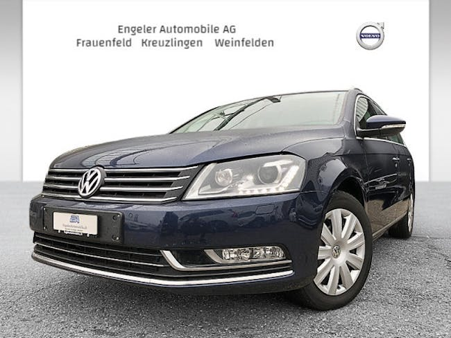 estate VW Passat 2.0TDI BMT High