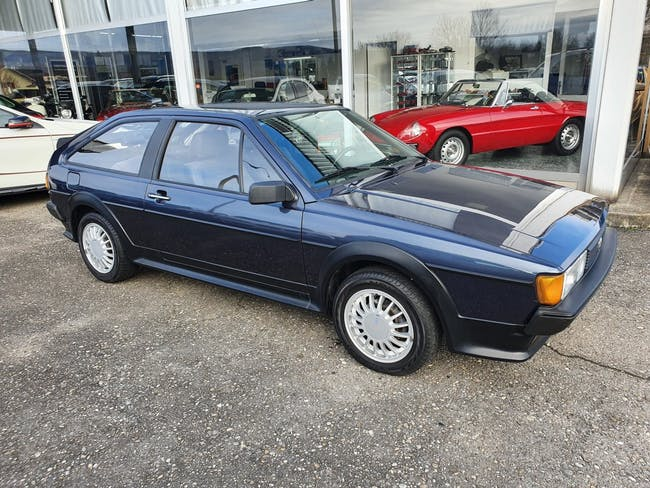 coupe VW Scirocco 1800 GT