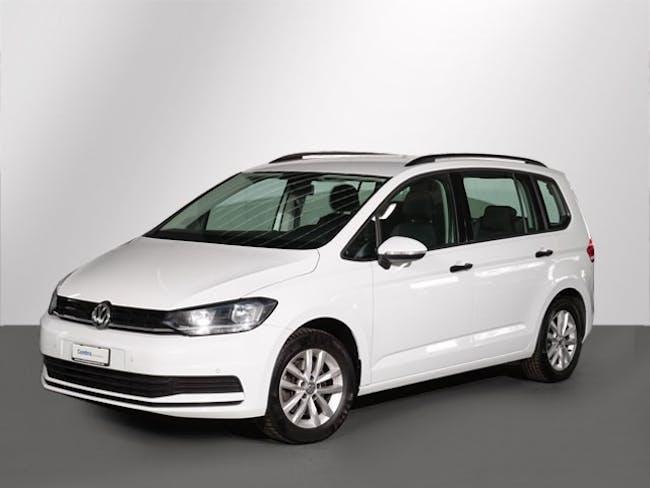 van VW Touran 1.2 TSI BLUEMT TRENDLINE