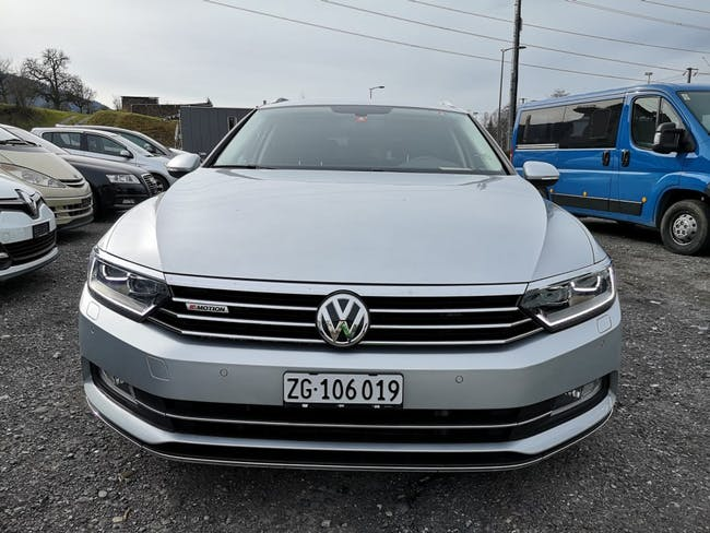 estate VW Passat Variant 2.0 TDI BMT Highline DSG 4Motion