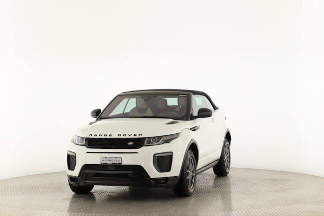 cabriolet Land Rover Range Rover Evoque 2.0 TD4 Hello Snow