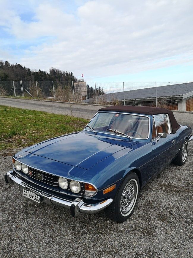 cabriolet Triumph Stag Stag