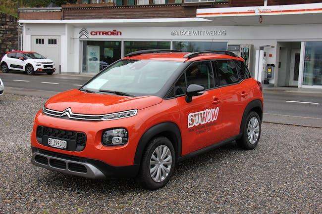 suv Citroën C3 Aircross 1.2 PureTech 110 Feel