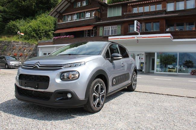 saloon Citroën C3 1.2 PureTech Shine