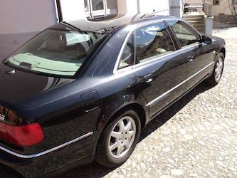 Audi A8 / S8 A8 4.2 40V LWB quattro 117'484 km CHF14'550 - kaufen auf carforyou.ch - 2