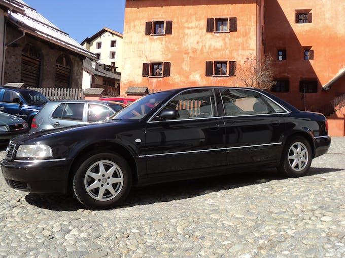 Audi A8 / S8 A8 4.2 40V LWB quattro 117'484 km CHF14'550 - kaufen auf carforyou.ch - 1