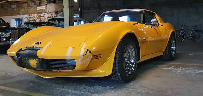 sportscar Chevrolet Corvette