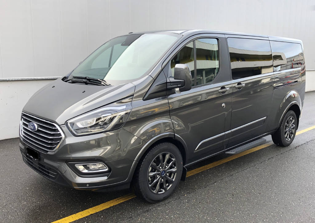 bus Ford Tourneo 2.0 TDCi 130 Titanium