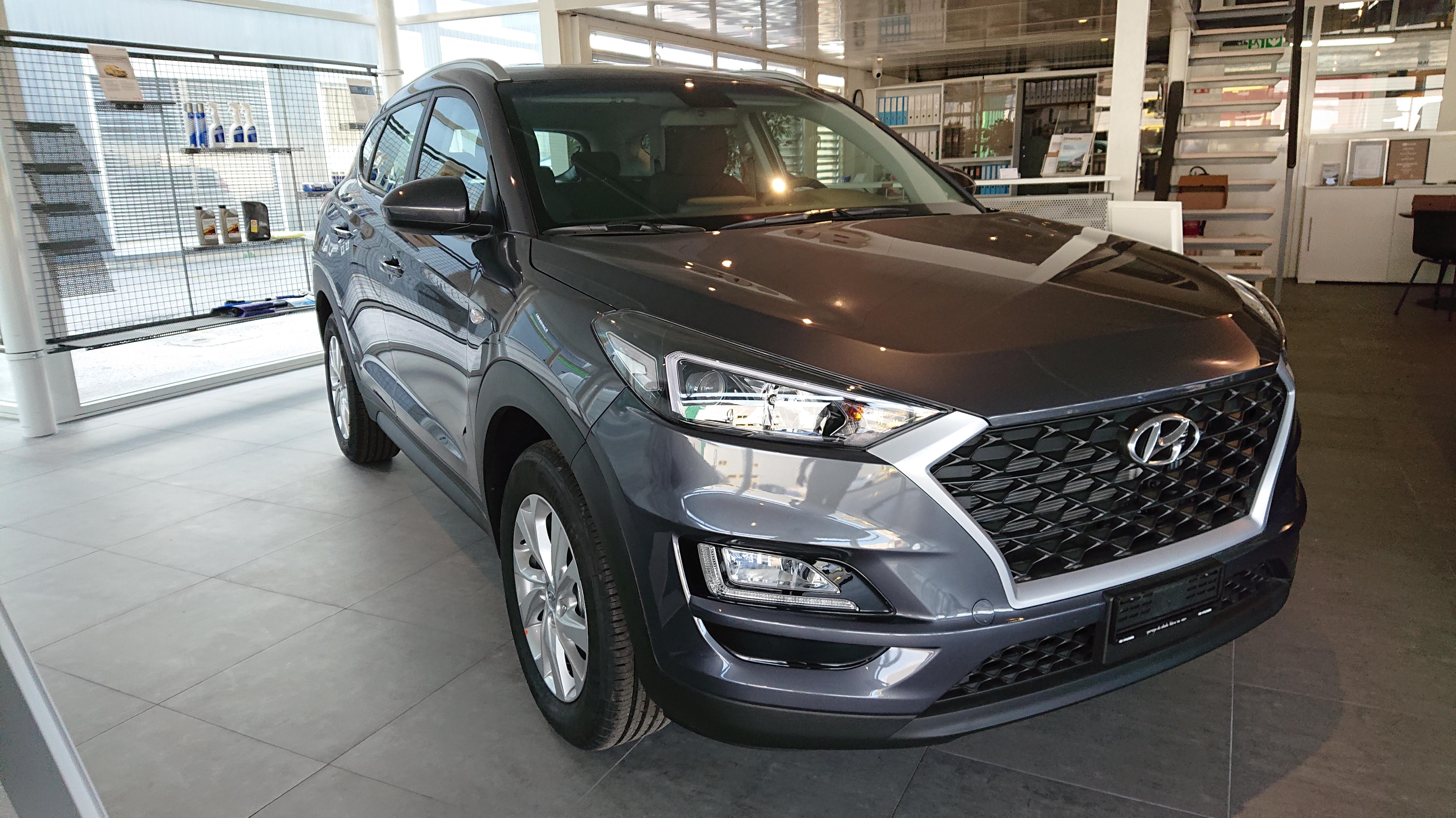 suv Hyundai Tucson 1.6 T-GDi Origo 4WD