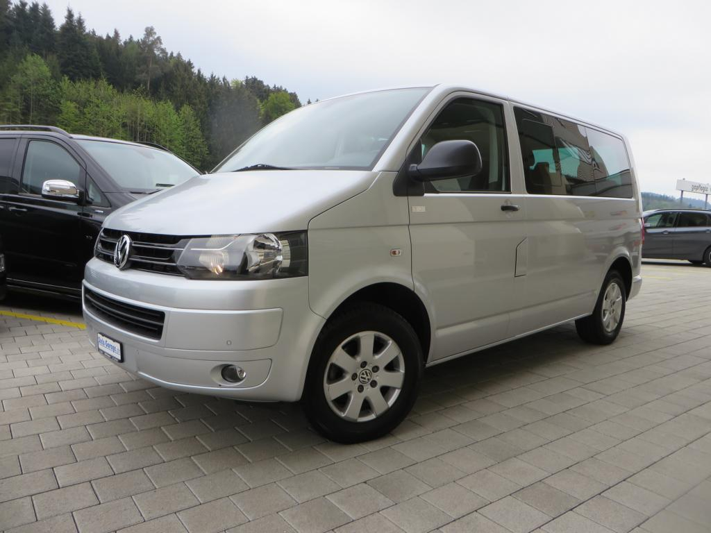 bus VW T5 Multivan 2.0 TDI 140 BMT Startline