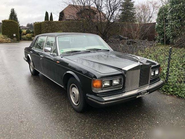 saloon Rolls Royce Silver Seraph Silver Oldtimer AB MFK. Garantiert 58000 Meilen,