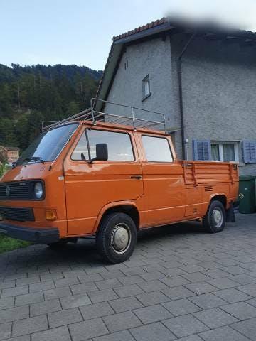 bus VW Typ 2 zu verkaufen VW Bus T2 T3 Doka