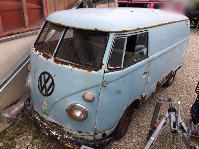 bus VW Typ 2 T1 1965
