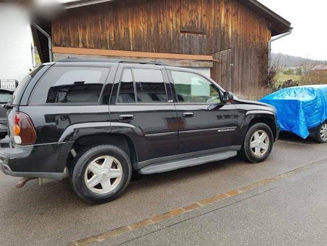 suv Chevrolet Trail Blazer Chevi trail blazer mfk januar 2019