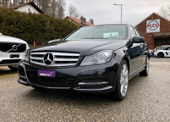 saloon Mercedes-Benz C-Klasse C 350 Avantgarde 4Matic