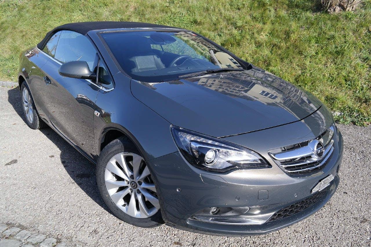 cabriolet Opel Cascada 1.6 T 170 eTEC Cosmo