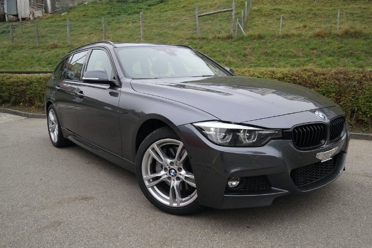 BMW 3er Reihe F31 Touring 340i xDrive 40'000 km CHF44'400 - buy on carforyou.ch - 1
