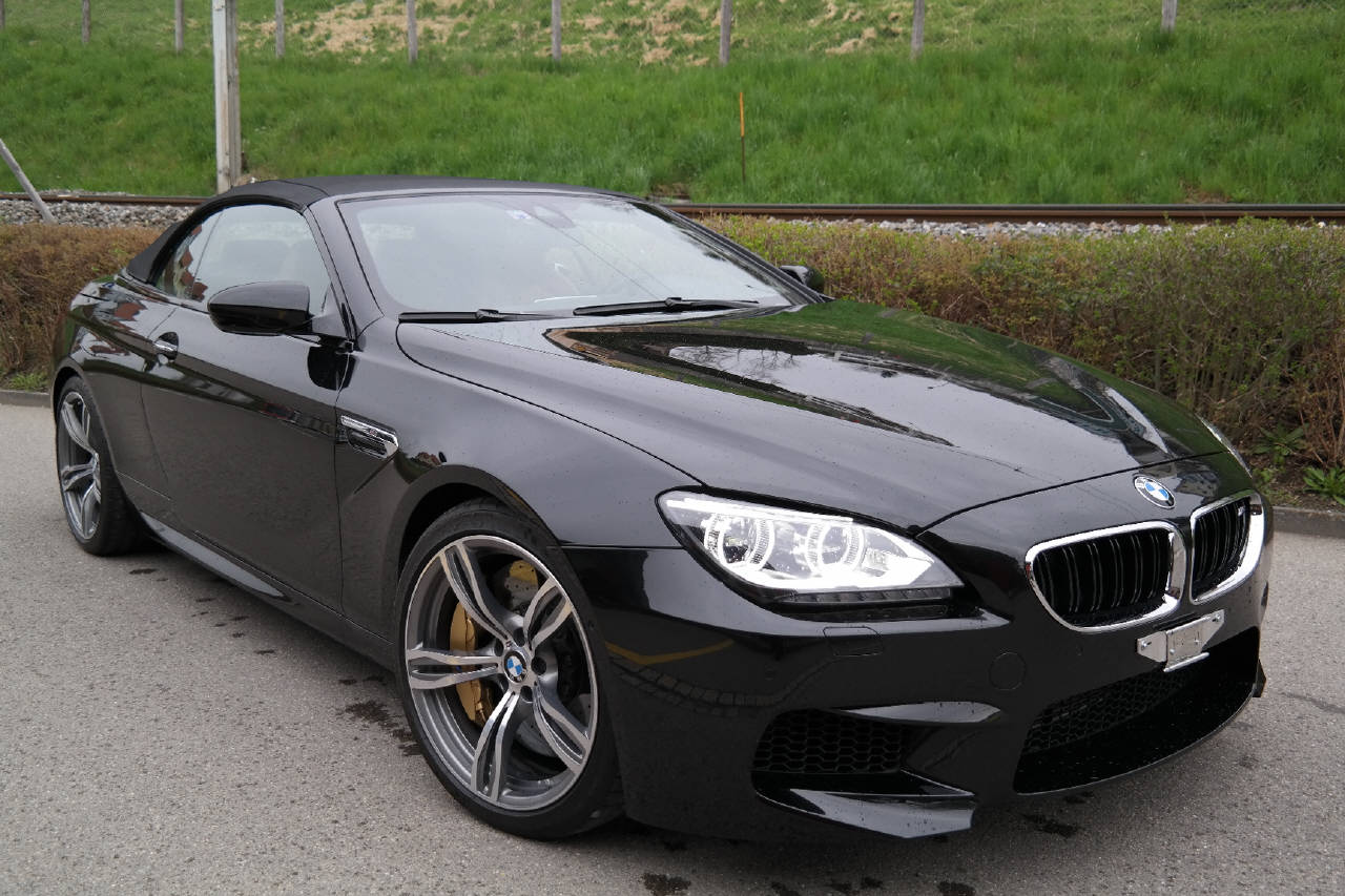 cabriolet BMW 6er Reihe F12 Cabriolet M6