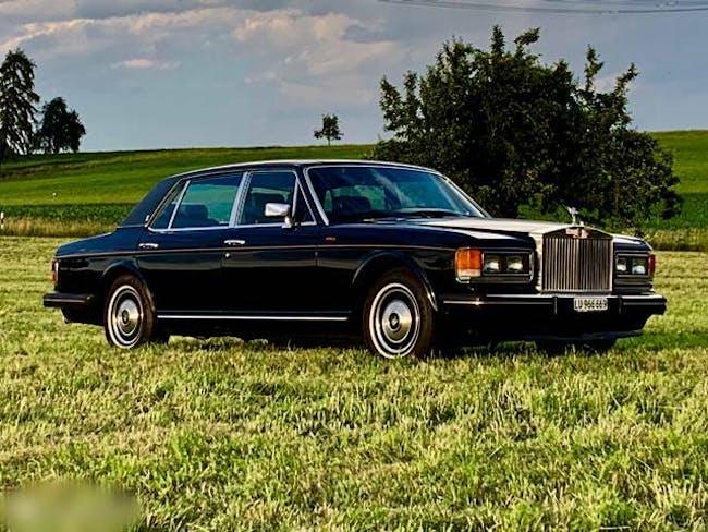 saloon Rolls Royce Silver Seraph Silver Spur 2 mit Veteranen MFK