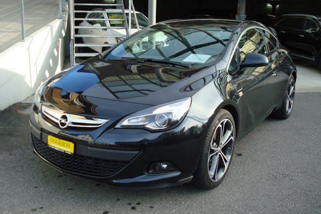 saloon Opel Astra GTC 1.6i T Sport