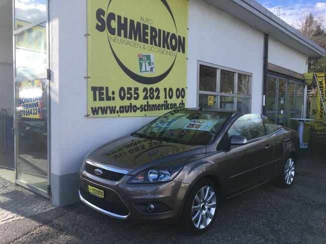 cabriolet Ford Focus CC 2.0i Carving Automatic
