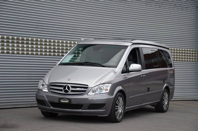 van Mercedes-Benz Viano 3.0 CDI M.Polo Edit