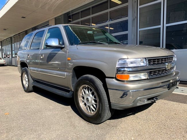 suv Chevrolet Tahoe 5.3 Autotrac M