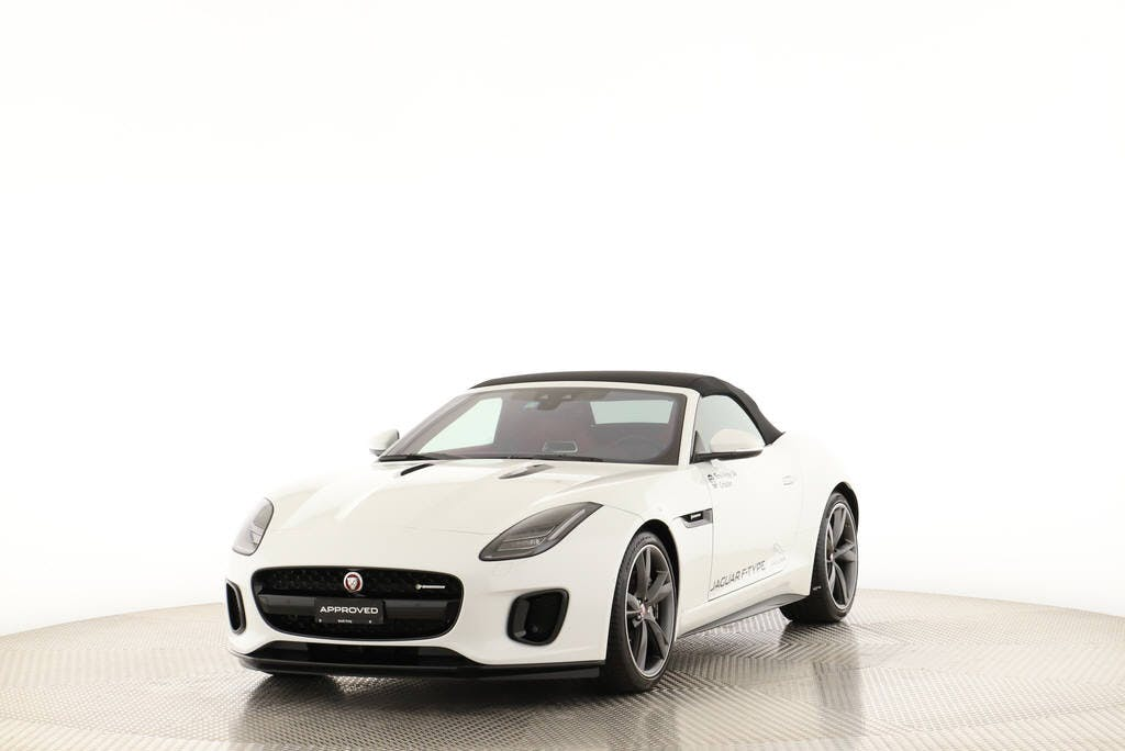 cabriolet Jaguar F-Type 2.0 R-Dynamic