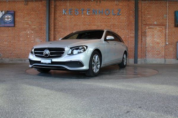 estate Mercedes-Benz E-Klasse E 200 Avantgarde 4 Matic