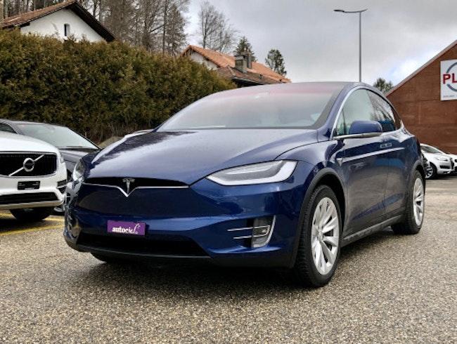 suv Tesla Model X 100 D