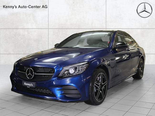 saloon Mercedes-Benz C-Klasse C 200 Swiss Star AMG Line 4Matic