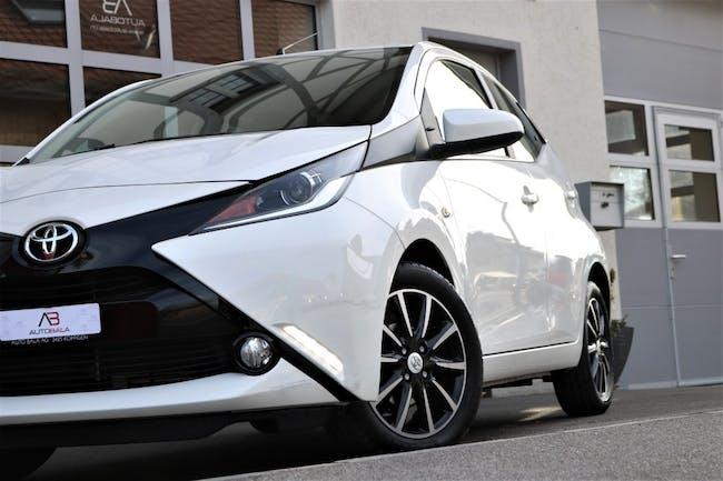 saloon Toyota Aygo 1.0 VVT-i Trend MultiMode