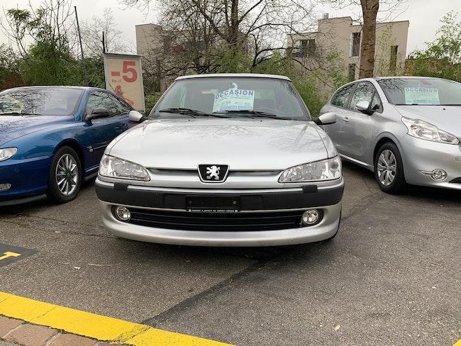 cabriolet Peugeot 306 Cabrio 2.0 16V Suisse