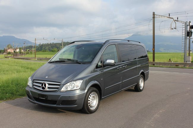 van Mercedes-Benz Viano 3.0 CDI Blue Efficiency Trend L A