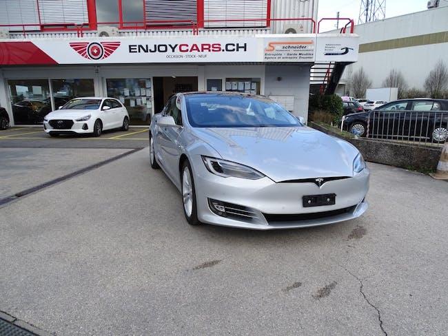 saloon Tesla Model S 100 D
