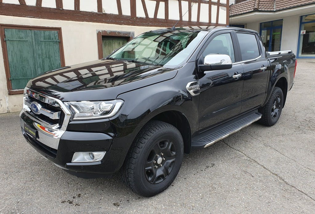 suv Ford Ranger Limited 3.2 TDCi 4x4 A