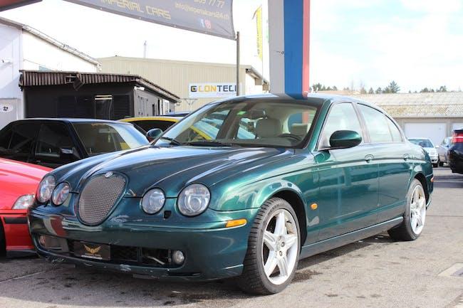 saloon Jaguar S-Type 4.2 V8 S/C R